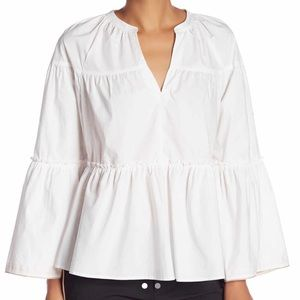 Scotch and Soda bell sleeve top